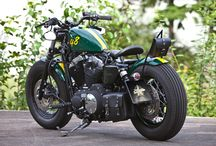 48 / forty eight, Sportster ,
