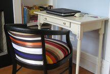 Upholstering / by Maija Bertule