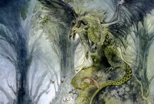 Dragons and other fantasy
