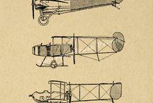 letadla na tapety