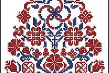 русские обережные орнаменты