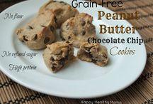 Cookies - Healthier options