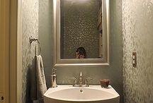 BATHROOM - Powder rooms