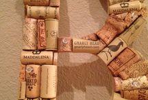 Wine corks / by Sandi Creswell