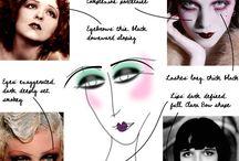 make up 1920