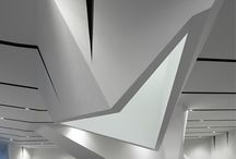 White / The use of white spaces and materials in Architecture, Building & Construction for fresh and clean design.