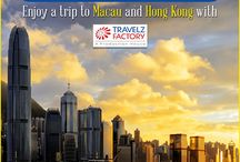 Hong Kong Holiday Tour Packages From Delhi, India