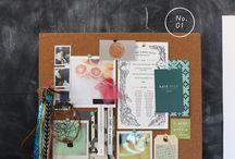 Konzeptionen / Ein paar Inspirationen für interessante Konzeptionen und Projekte.  Moodboards - Grafiken - Bilder