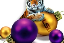 LSU Tigers  / by Beverly Smith-Green