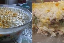 кулинария салаты