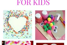 Valentine's Day / A collection of Valentine's Day inspiration for children as well as DIY gifts and cards.