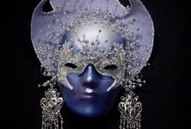 WHO'S BEHIND THE MASK / Like These Mask What A Imagination / by Teri Johnson
