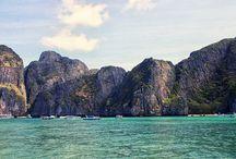 Asien / Pinnwand von unseren Asienreisen und Berichten von anderen Reisebloggern