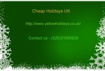 top cheap holidays uk