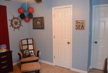 Easton's Nursery / Nautical Nursery