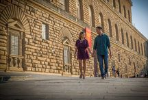 engaged session in Florence