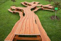 Wood tabel