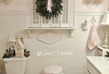 tuvalet banyo dekorasyon