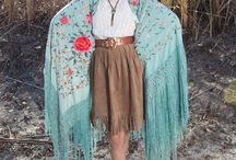 Lookbook: Indian Summer / Vintage Lookbook November 2014  Vintage Clothing Crush Vintage Candy