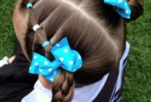 Kislány haj