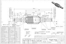 Mech blueprint