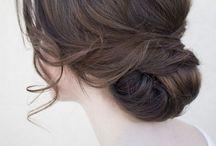 Włosy ślubne