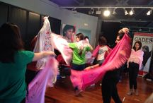 Programa Pedagógico 2015 / Taller Flamenco en el Aula para profesores (18 y 19 de abril 2015, Getafe)
