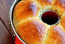 brioches y pan