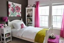 Girly Bedrooms / by Amy Laker Monsour