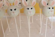 Cake Pops - Easter