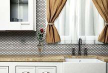 Плитка для кухонного фартука: нюансы и ошибки