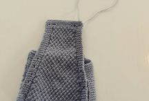 Knitting i love / Mine strikkeplagg..