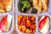 Lunch ideas/ meal prep