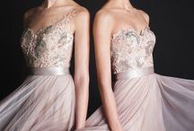 Elegant and Modern Wedding Gowns