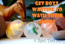 ideas for my boys  / by Tierra Sheets