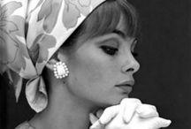 1960s headscarves & hats