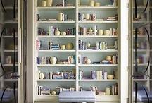 Bookshelves / by Jimi Mirsberger