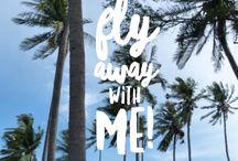 JUNIO 2016: Fly away with me! / Estamos en la mitad del año, todavía quedan muchas cosas por hacer, sueños por cumplir y aventuras que realizar, es por eso que en Curuuba nos estamos preparando para disfrutar este verano como se merece, nos vamos por ahí a volar y a soñar con lugares paradisíacos... Sale el sol y nosotros pensamos en playa, montaña, parque o cualquier lugar que nos transporte y nos haga sentir que estamos en un cuento. En junio nos llenaremos aún más de buena vibra y buen rollo. Déjate llevar...