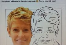 Cartoonize / Digitalize people....