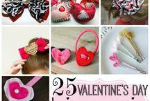 Valentine's Day Kid Stuff - fun!