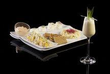 "Restaurant La Table du Kube / Come discover the new concept of "" La Table du Kube "", the restaurant of the Kube Hotel Paris!"