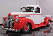 caminhonetes Chevrolet