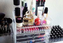 make up organizer ideas