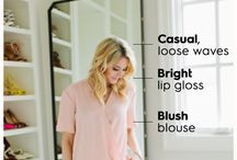 The Secret Behind Great Style / Tips on how to style and care for your favorite clothing.