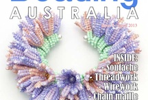 Issue 3 Digital Beading Magazine / 166 pages of beading projects and interviews with inspirational jewellery designers. Don't miss Issue 3 - 50 beautiful projects inside!
