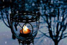 Des bougies