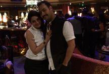 Mr. and Mrs. / Me n my husband