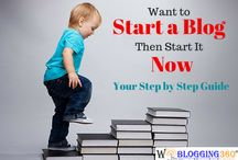 Blogging for Beginners / WordPress Blogging Tips and Tricks with complete guide on Themes & Hosting