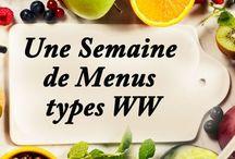 menu WW demaine