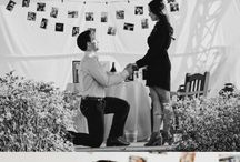 Wedding Proposal Ideas / Aww these are the cutest proposals ever! So beautiful!